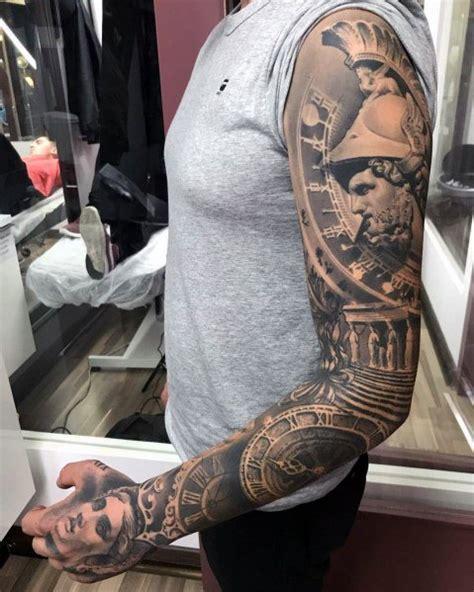 big tattoos  men giant ink design ideas