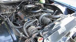 1971 Eldorado 8 2l 500ci Engine Running