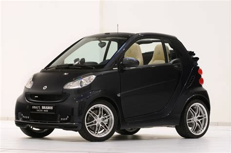 smart cabrio brabus 2011 smart fortwo cabrio brabus la bleue top speed