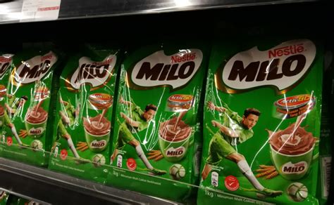 malaysia will soon be home to the largest milo factory in the world