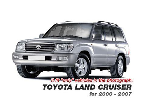 Toyota Land Cruiser Parts by 2000 Toyota Land Cruiser Parts