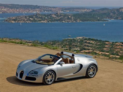 Bugatti Veyron 16.4 Grand Sport In Sardinia -2010