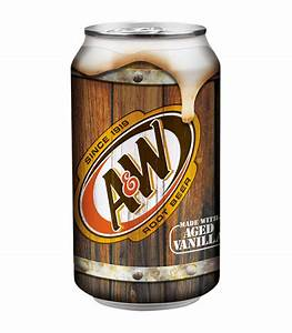 A&W Root Beer 355ml can - American Fizz