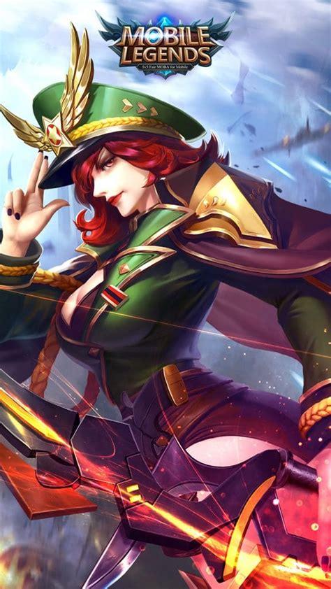 Anime Horor Terbaru 2018 20 Wallpaper Hd Mobile Legends Terbaru 2018