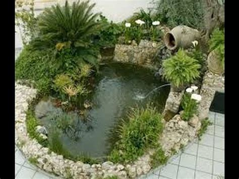 como decorar  jardin pequeno youtube