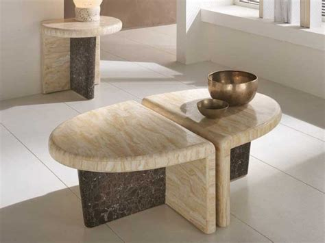 coffee table furniture marble top end tables