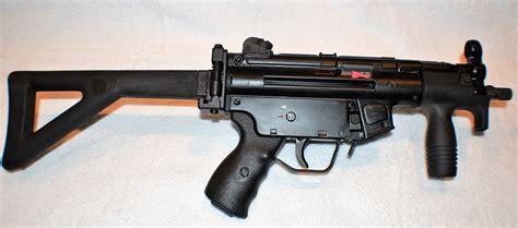 unfired hk mpkn pdw mm tdyer full auto machine gun