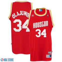 Hakeem Olajuwon Houston Rockets Jersey 34