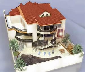 Plan Maison 3d Avec