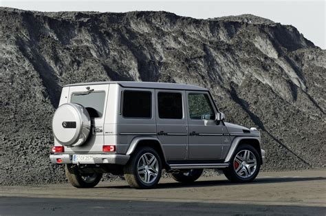 G63 Amg 2012 by Mercedes G 63 Amg And G 65 Amg