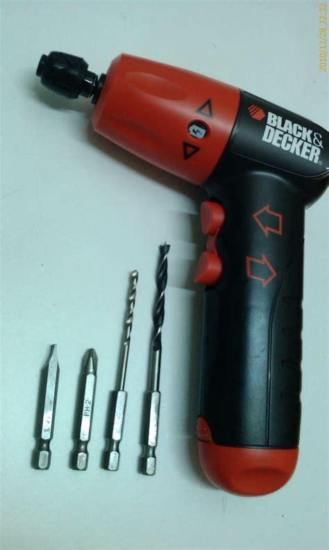 dizzys blog battery operated black decker drill