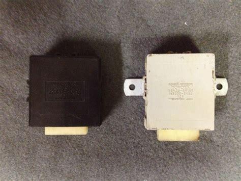Manual Windows Locks Power Wiring Yotatech Forums