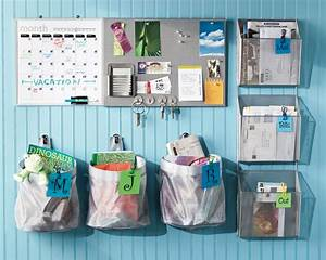5 Tips for Keeping Your Household Organized Credit - The