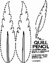 Quill Pencil Coloring Crayola Quilt Money Play Patterns Pages sketch template