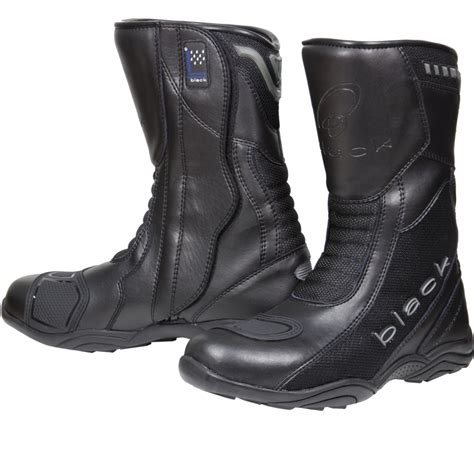 waterproof motorcycle touring boots black oxygen waterproof touring motorcycle motorbike bike