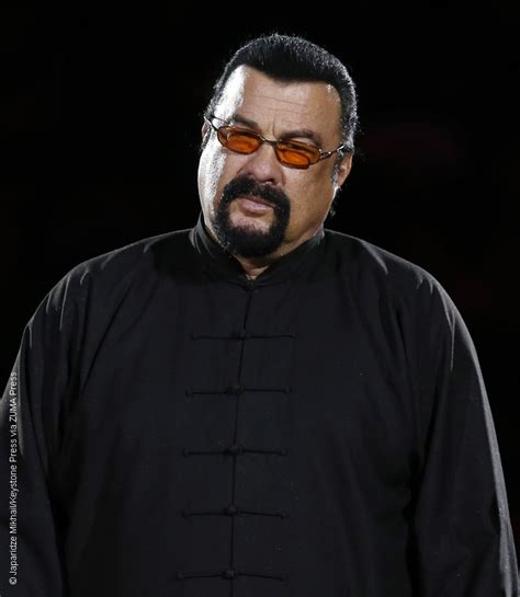 Steven Seagal Accused Of Sexual Harassment By Lisa