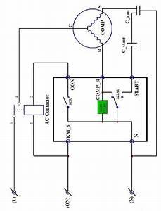 High Integration Single Phase Motor Starter   Air