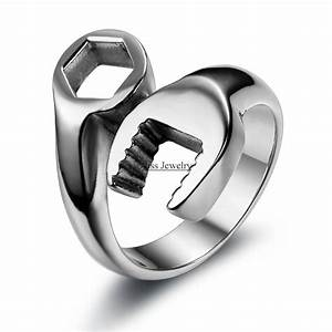 collection mechanic wedding ring matvukcom With work safe wedding rings