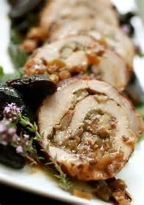 Stuffed Boneless Pork Loin Roast