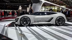 Audi Paris Est : audi pb18 e tron la r8 du futur est paris les voitures ~ Medecine-chirurgie-esthetiques.com Avis de Voitures