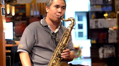 Country musette — benny hill 02:42. พี่โน้ต Siam Used sax + 10MFAN Mouthpiece @ Saxsociety ...