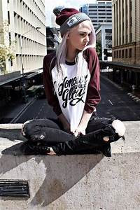 Get on Board with These Skater Girl Looks ... Fashion