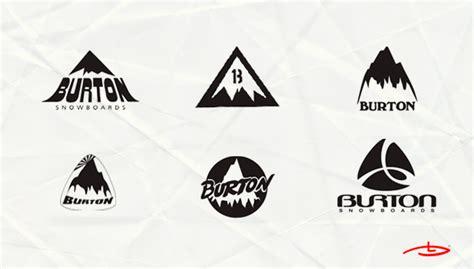 Burton Snowboards Logo design - Logoblink.com