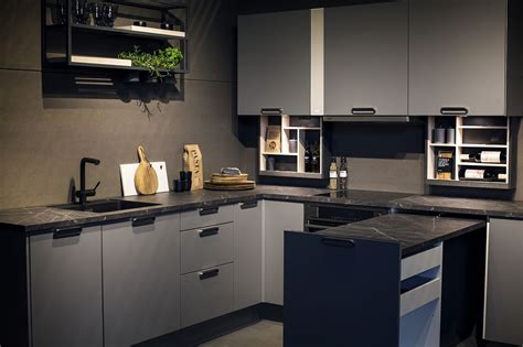 single wall kitchens space saving designs  functional
