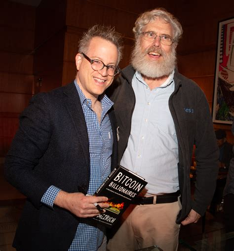"""There are a number of different and often contentious opinions about some of the events in the story; Ben Mezrich releases """"Bitcoin Billionaires"""" book at star-studded event - Bill Brett"""