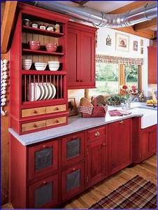 Best 25 red country kitchens ideas on pinterest country for Kitchen colors with white cabinets with mermaid outdoor wall art