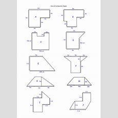 Area Of Composite Shapes By Alicecreswick  Teaching Resources Tes