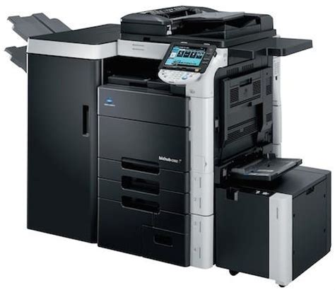 Konica minolta bizhub c452 full color printer/copier/scan/fax was introduced december 05, 2012. Konica Minolta Bizhub C552 - Repo Copier SA