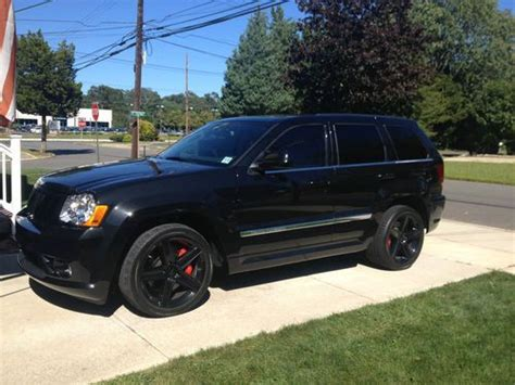 supercharged jeep cherokee purchase used 2010 jeep grand cherokee srt8 supercharged