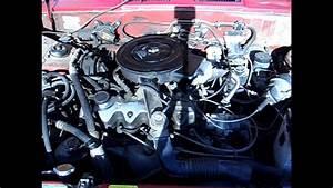 1987 Nissan Sentra Xe - Engine  U0026 Exhaust Clip