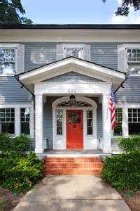 Colonial Home Exterior Paint Colors