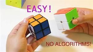 How To Solve 2x2 Rubik U2019s Cube
