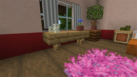 console table minecraft furniture