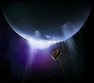 Cassini Closes in on Enceladus, One Last Time   NASA
