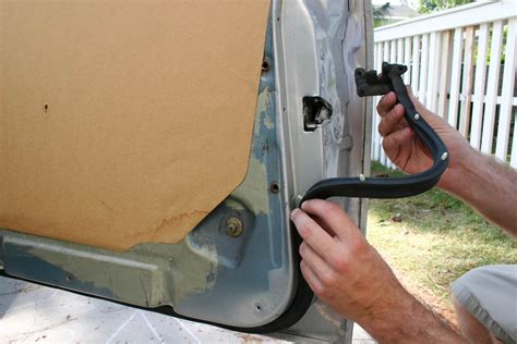 Weatherstripping Tip   Classic Chevy Pit Stop Blog