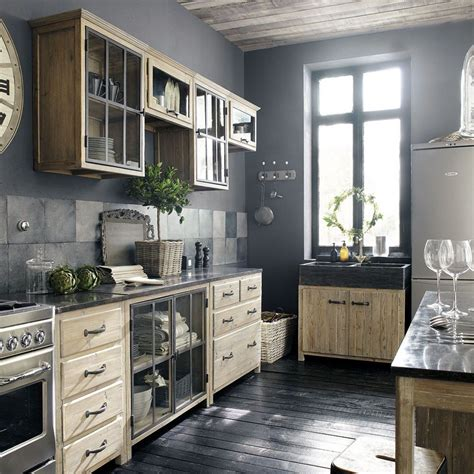 country industrial kitchen designs a rustic country industrial kitchen home decor 5982