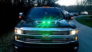 5 Below Lights Platinum Atomic Led 2018 Chevrolet Silverado Lin6 Led