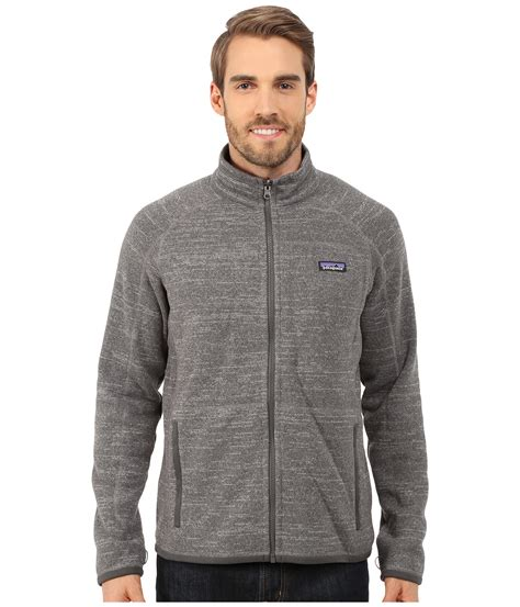 patagonia better sweater patagonia better sweater 3 in 1 parka in black for lyst