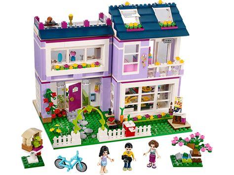 emmas house  friends buy    official lego shop