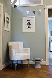 Salbei Farbe Wand : umgestellt wandfarbe flure und wandfarben ~ Michelbontemps.com Haus und Dekorationen