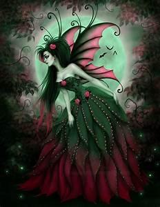 Lisa Emerald Moon by Enamorte on deviantART. Pink & green ...