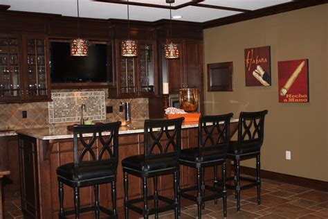 Small Bar Pictures by Best Home Bar Pictures Small Basement Bars Basements