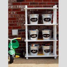 Garage Storage Keep Kids' Stuff In Check Hgtv