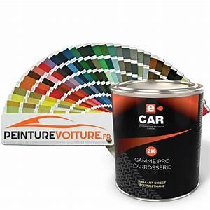 Peinture Plastique Voiture : peinture ral brillant direct polyur thane en pot de 250ml ~ Melissatoandfro.com Idées de Décoration