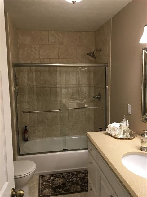blue bathroom remodel jackson plumbing