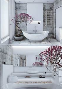 17 best images about salle de bain on pinterest With decoration de salle de bain zen